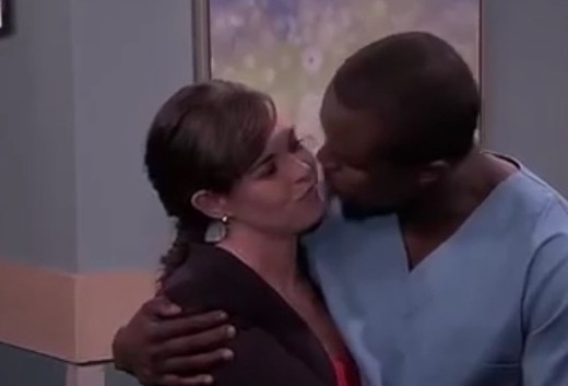7de Laan on hate over interracial kiss: Love knows no age' gender or race
