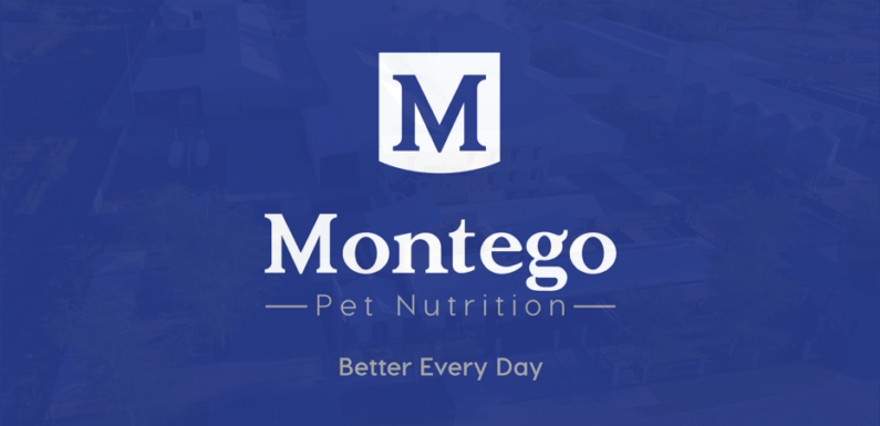 Montego Pet Nutrition gets a BOLD new look