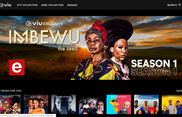 Global streaming service 'Viu' officially launches in South Africa