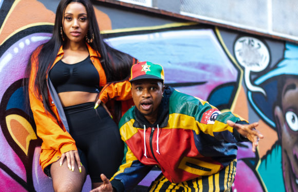 MTV Raps Africa launches with hosts Nadia Nakai and Scoop
