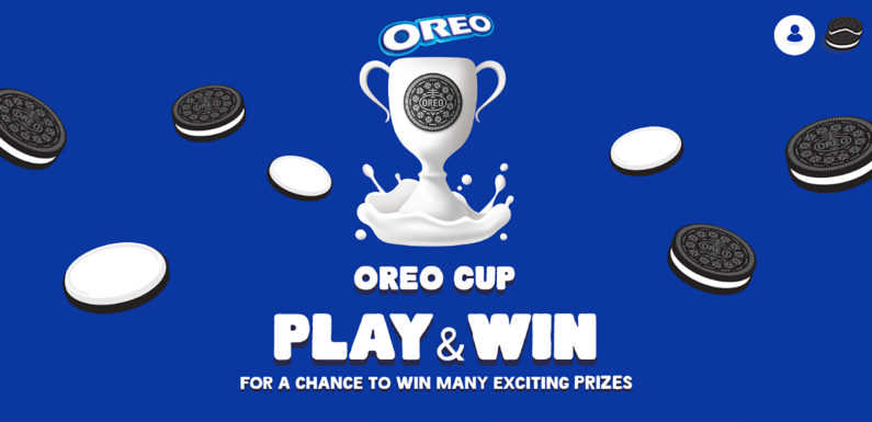 Play the wonderfilled Oreo games to become the ultimate Oreo Cup champion