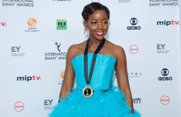 Thuso Mbedu makes history with leading role in Hollywood series
