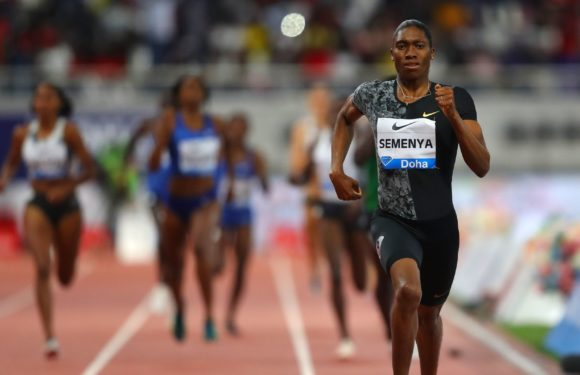 IAAF's discrimination against Caster Semenya makes mockery of women as a whole