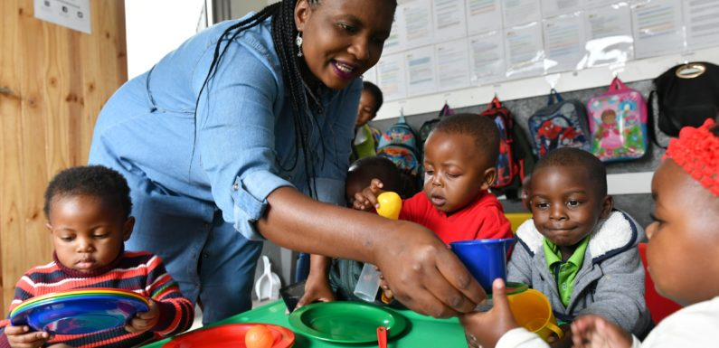 How to GROW with Educare Centres and leave a legacy
