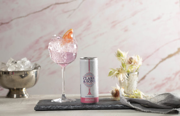 Winter-Warmer Cocktails with Clark and Sons