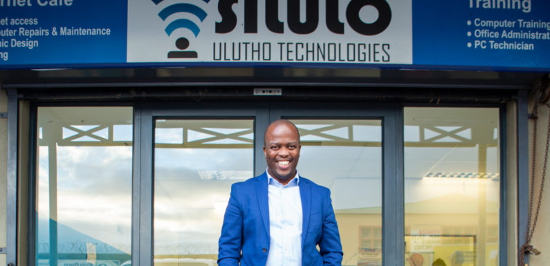 The power of resilience: Entrepreneur Luvuyo Rani's story