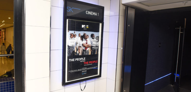 The People vs The People doccie premieres on MTV Africa