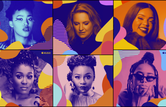 Apple Music turns the spotlight on SA's top female artists with exclusive curated playlists this women's month