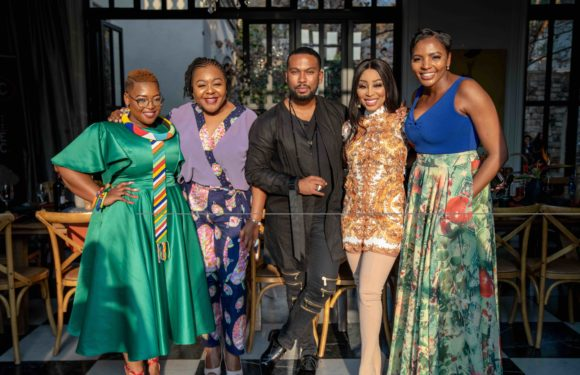 Phenomenal women and the brands who celebrate them: David tlale and tastic host women's day lunch
