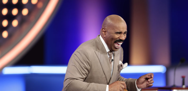 Steve Harvey announces plans to launch and host local African versions of Family Feud