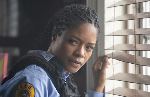 Blue and Blue starring Naomi Harris will be released on South African screens