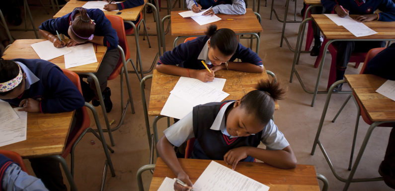 The Reality of Leaving Traditional Schooling at Grade 9: What Options are Available to Pupils?
