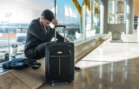 Five top stress triggers for business travellers and how to overcome them