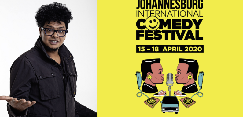 Jason Goliath, Tats Nkonzo, Robby Collins, Joey Rasdien, Lindy Johnson and 25 more comedians to perform at upcoming Annual Johannesburg International Comedy Festival