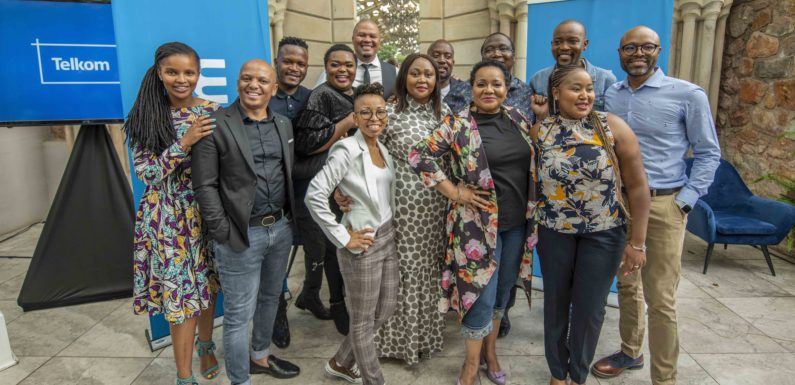 Twasa, Amon Mokoena, DJ Madumane, Zizo Tshwete, Ntate Thuso and more partner with Telkom to connect South Africans