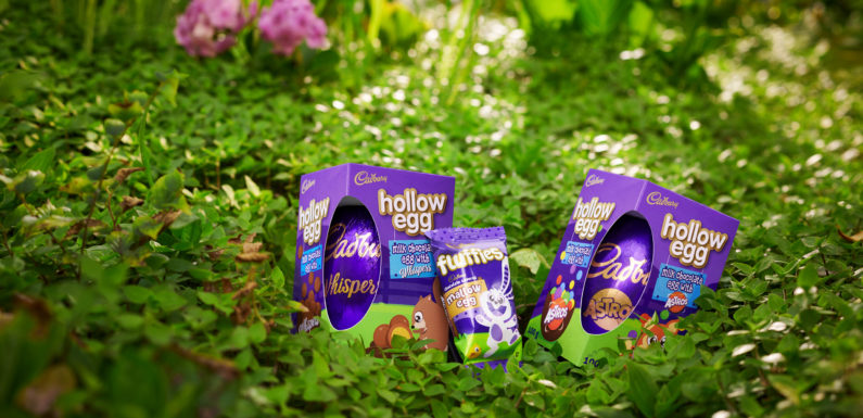 Cadbury tips: How to host your own Easter Egg Hunt this Easter