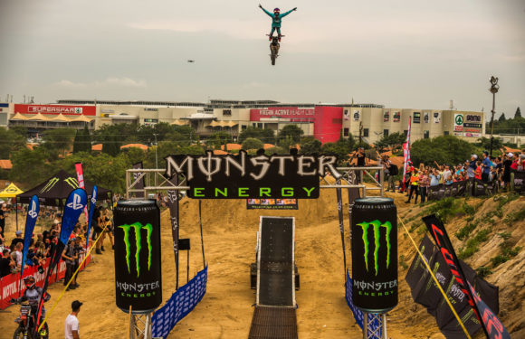 King sized thrills at this year's King of the Whip Contest at Montecasino