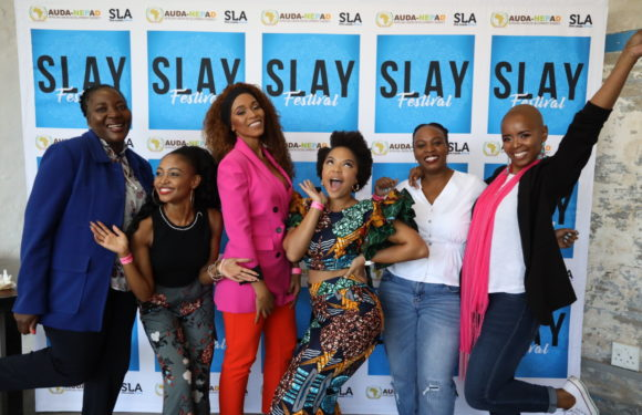 SLAY Festival Joburg brings out 1200 young women for day of learning and networking