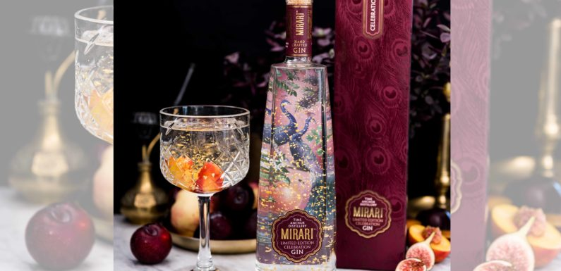 Mirari Gin launches new Limited Edition Celebration Gin