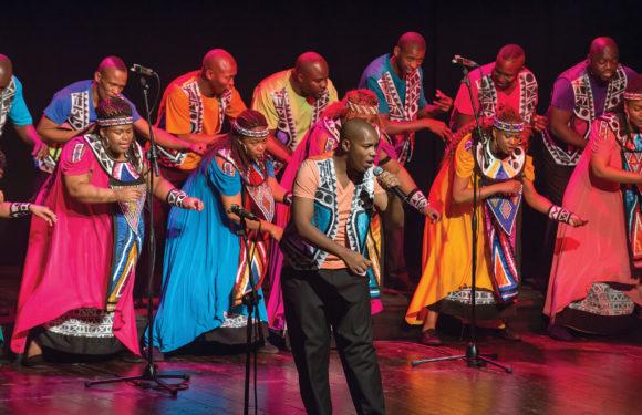 Soweto Gospel Choir wins a 2019 Grammy Award