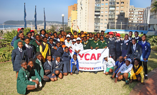 Nurturing a new generation of leaders: South Africa's youth need to practice active citizenry