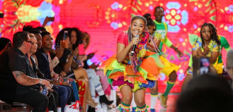 Superstar Sho Madjozi wins BET Award