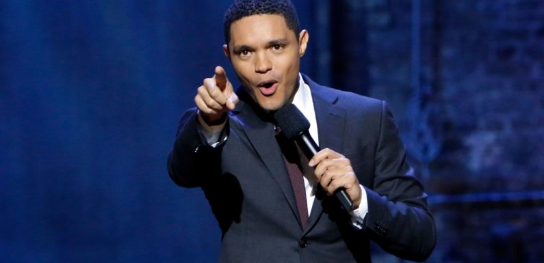 WATCH: Trevor Noah at the South African Parliament