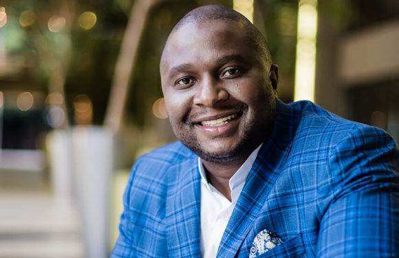 """Property mogul, Rali Mampeule, on a mission to """"bring new blood into the old vein"""""""