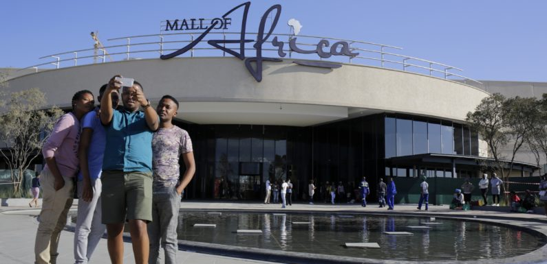 Mall of Africa retains its title as South Africa's Coolest Mall.