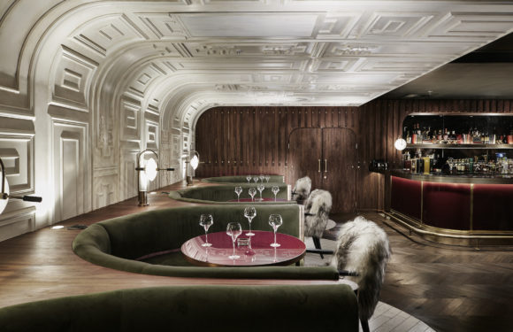TristanDuPlessis Studio wins Best Overall Restaurant at the Restaurant & Bar Design Awards, in a first for South Africa
