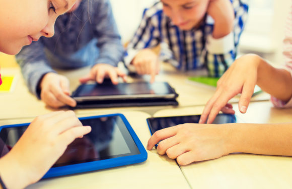 Technology for learning at home during the holidays