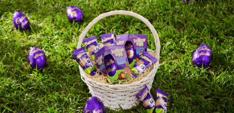 Cadbury tips: How to decorate your house for a hoppy Easter