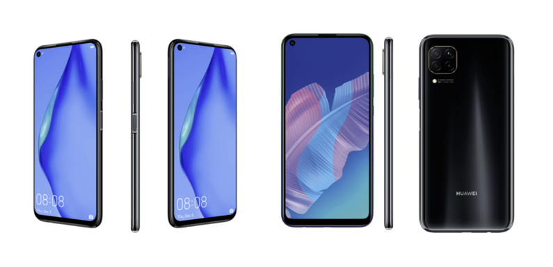 New devices alert: Brand new Huawei P40 lite and Y7p