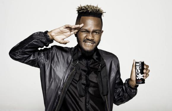 Superstar rapper, Kwesta, to perform LIVE on Telkom PLUS