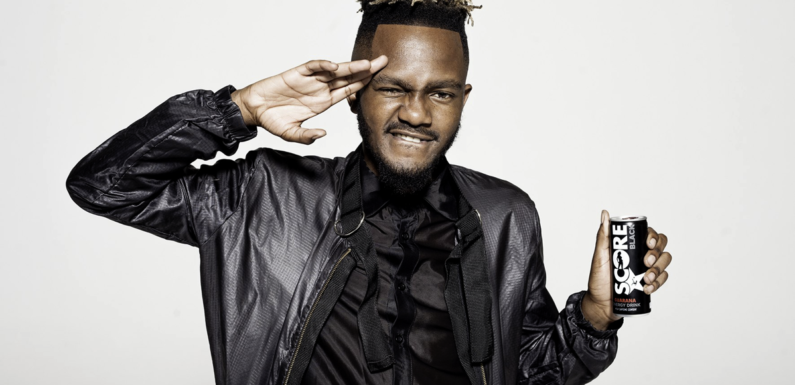 Aspiring rappers have 2 days left to enter Rap A Verse with Kwesta