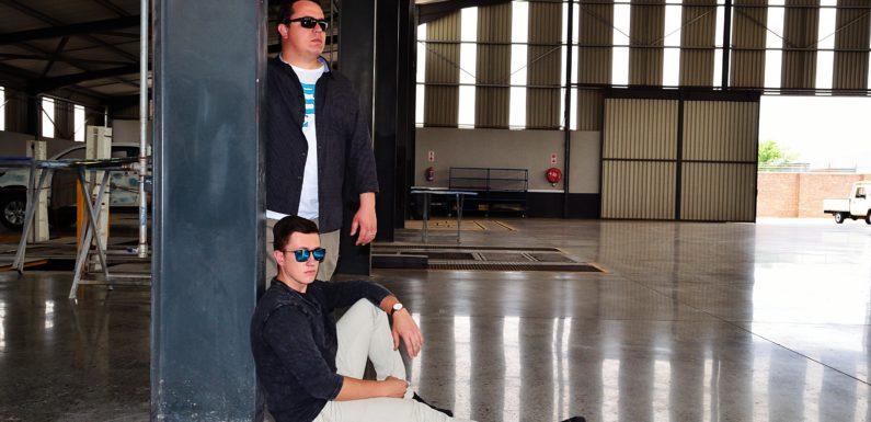 Duo, Victor Bravo, celebrates their heritage with new single, Suiderkruis!