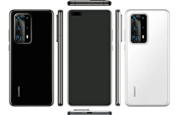 New Huawei P40 and P40 Pro are finally here!