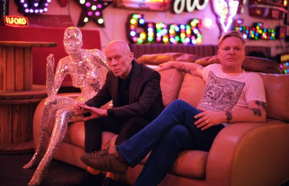 Andy Bell and Vince Clarke launch their new album