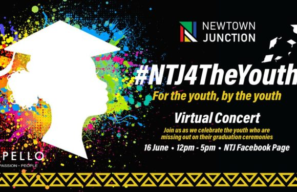 Newtown Junction celebrates young people and graduates through Youth Day Virtual concert
