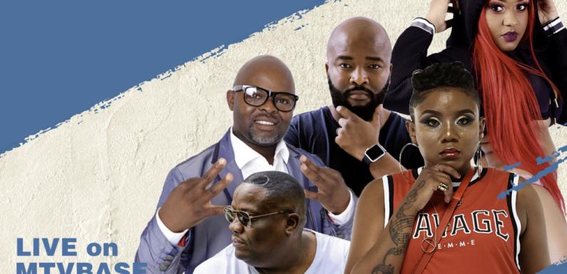 MTV Base unleashes Babes Wodumo, Tipcee, DJ Chynaman, Tzozo & Lvovo