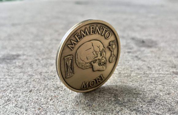 Memento mori – remember you are mortal