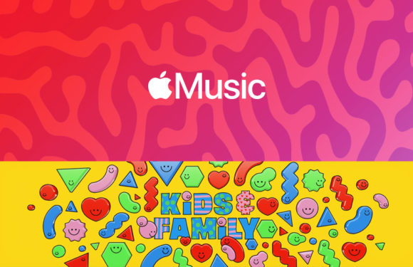 Apple Music relaunches kids and family space with dozens of new, highly curated playlists