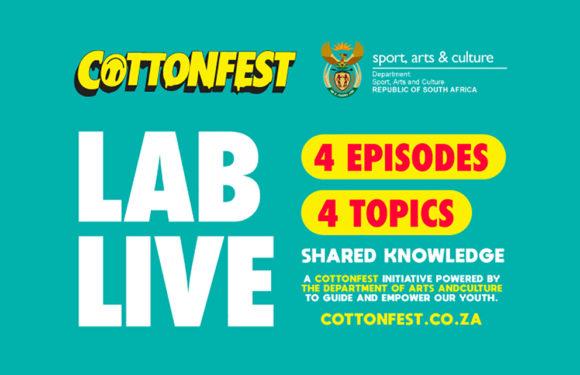 COTTONFEST launches the Lab Live series