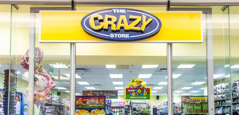 Party like it's your Birthday…on The Crazy Store's Birthday