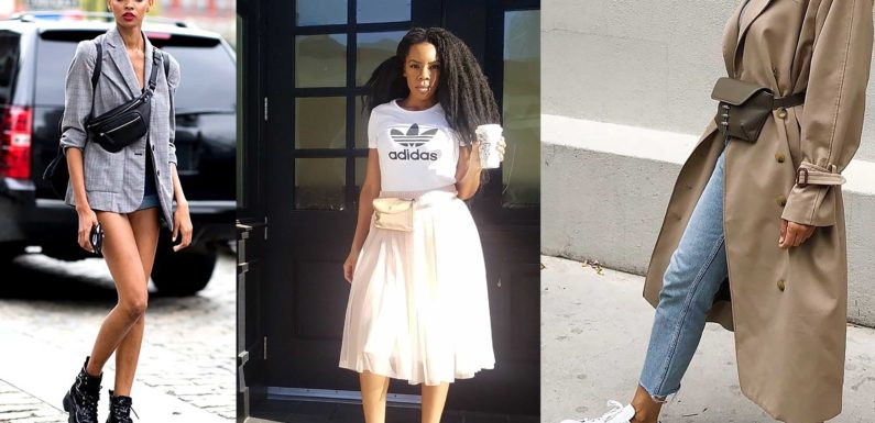 Xylo – How to wear and style your belt bag