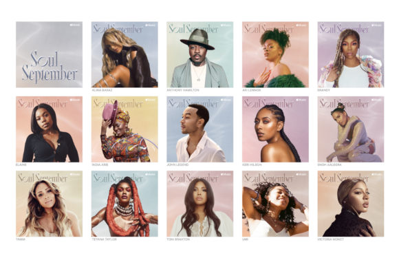 Apple Music salutes best in R&B and soul with launch of Soul September