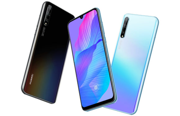 Take your photos and videos to the next level with the HUAWEI P Smart S